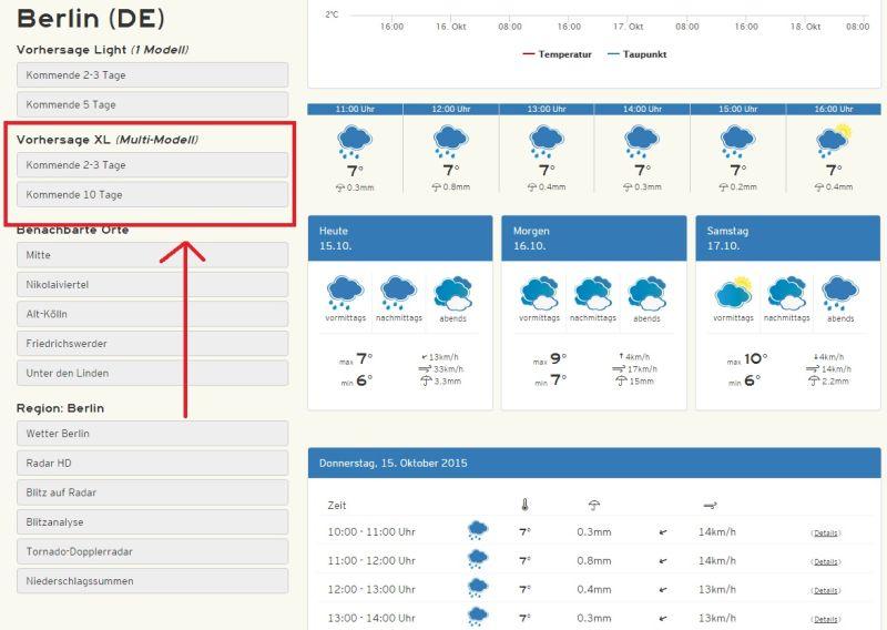 Die Beste Wettervorhersage Zuerst Radar Dann Modelle Wetterkanal