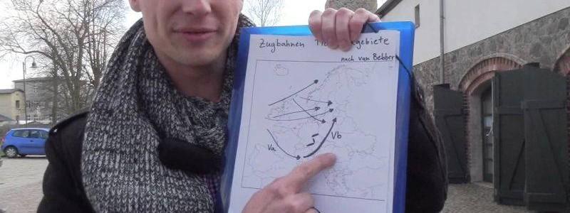Marcus Kundisch erklärt die Fünf-B-(Vb)-Wetterlage