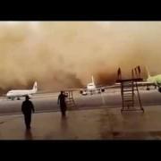 Weltweit: extreme Hitze, Waldbrände, spektakulärer Sandsturm