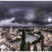 Verona-Unwetter