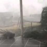 Schweres Unwetter bei Brisbane