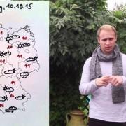 WetterClip fürs Wochenende in Gebärdensprache