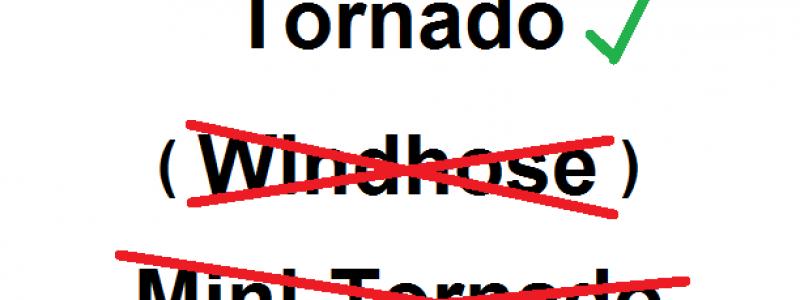 mini-tornado