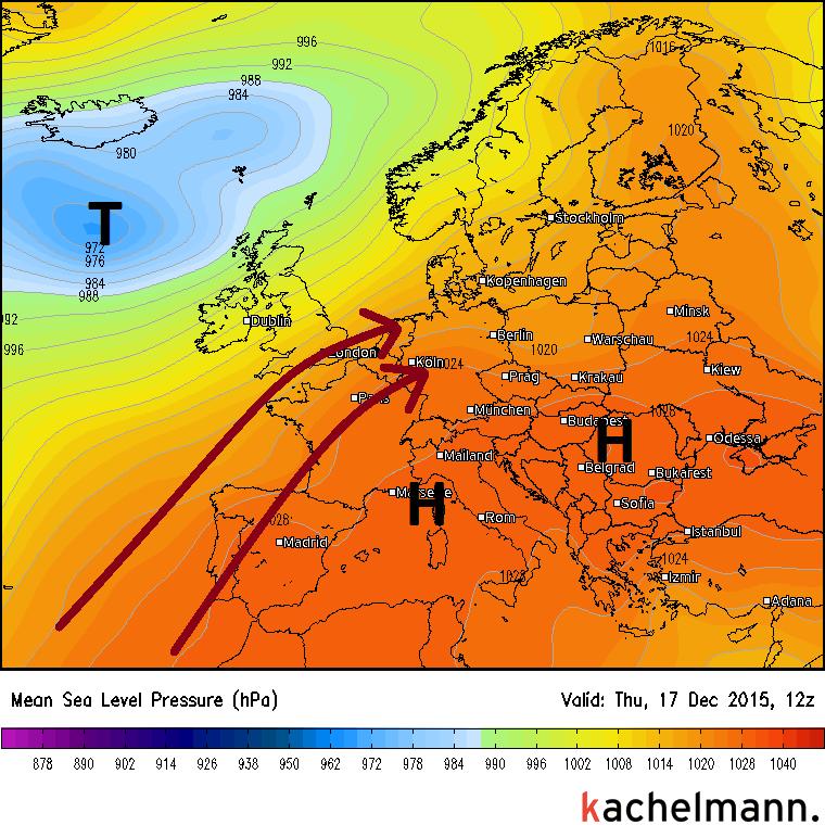 Kanaren Karte Europa.Fruhlingsluft Von Den Kanaren Ist Auf Dem Weg Zu Uns