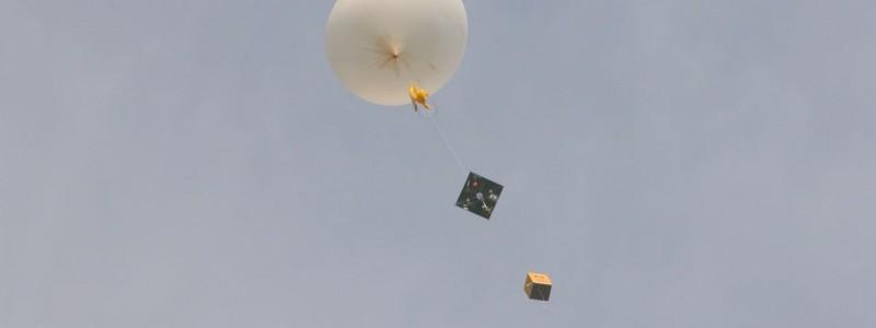 Wetterballon_Nutzlast_Start_2004-09-10