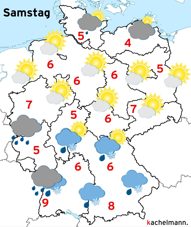 Wetten Deutschland