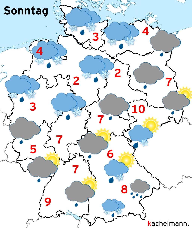 Deutschland Wetten