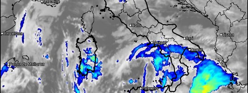 Wetter Süditalien