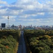 Tiergarten park, Berlin (Germany)