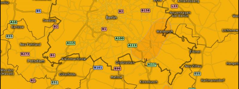 Es Geht Wieder Bergauf Das Wetter Morgen In Berlin Wetterkanal