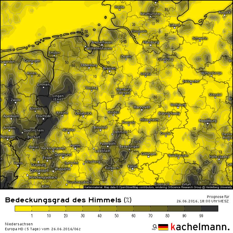 Wetter.Com Braunschweig