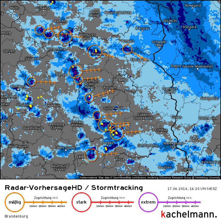 Wetter Com Brandenburg