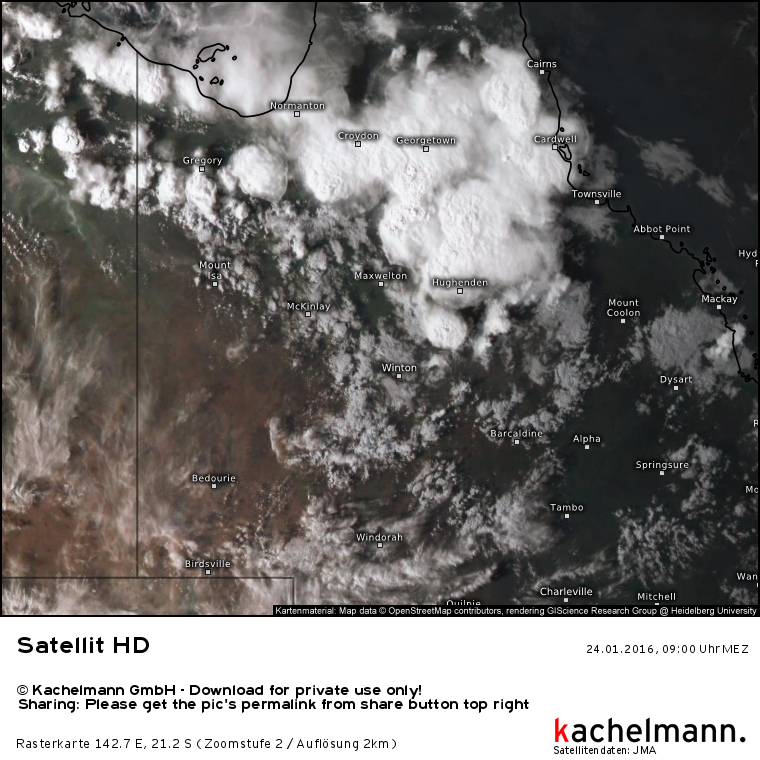 Konvektion _Australien