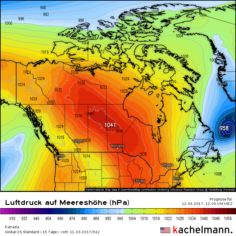 Kanada_Luftdruck
