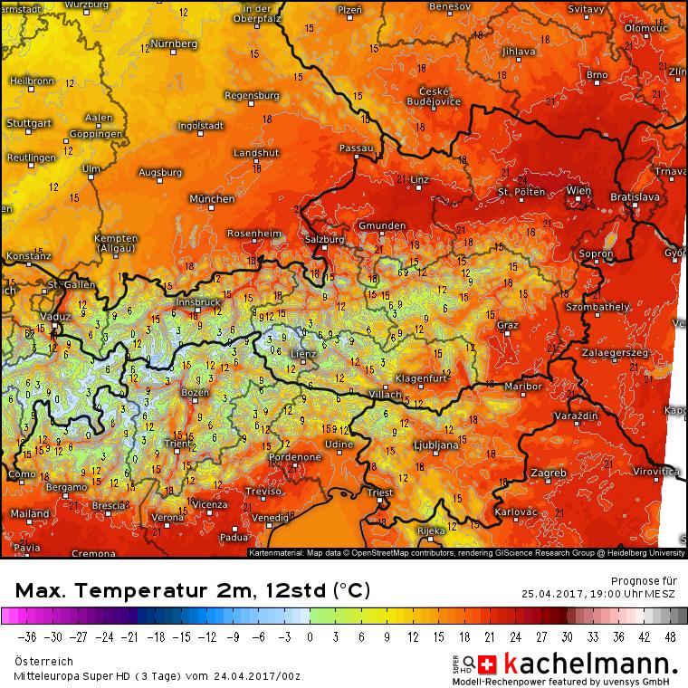 Ostösterreich_Wärme