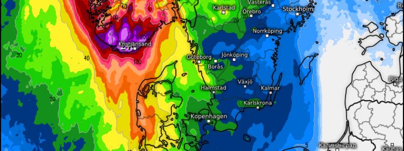 Wetter In Südnorwegen